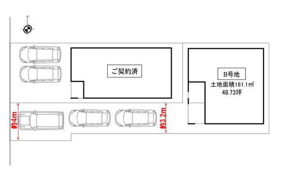 駐車スペース拡張!! 菱江1丁目モデルハウス_e0251265_18044131.jpg