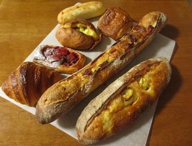 ル・プチメックのパン♪_f0231189_23102877.jpg