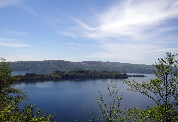 新緑の十和田湖ドライブ♪_a0136293_16555841.jpg