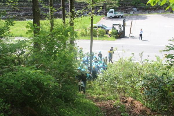 中学生の体験学習「Green School」を行いました。_f0227395_14453888.jpg