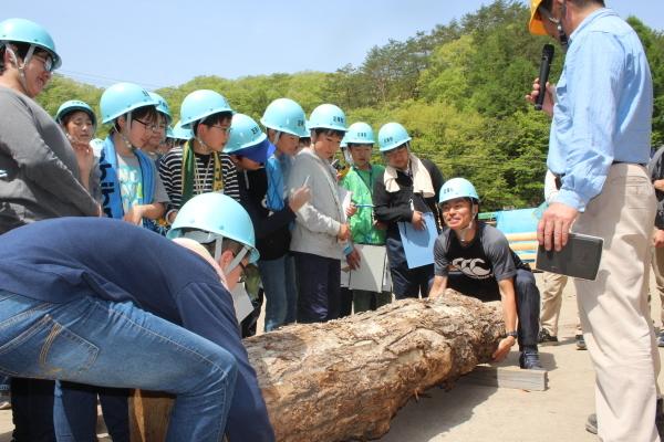 中学生の体験学習「Green School」を行いました。_f0227395_14514518.jpg