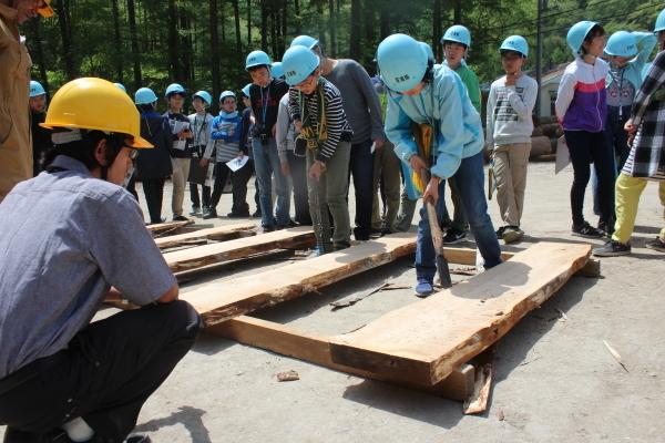 中学生の体験学習「Green School」を行いました。_f0227395_14524946.jpg
