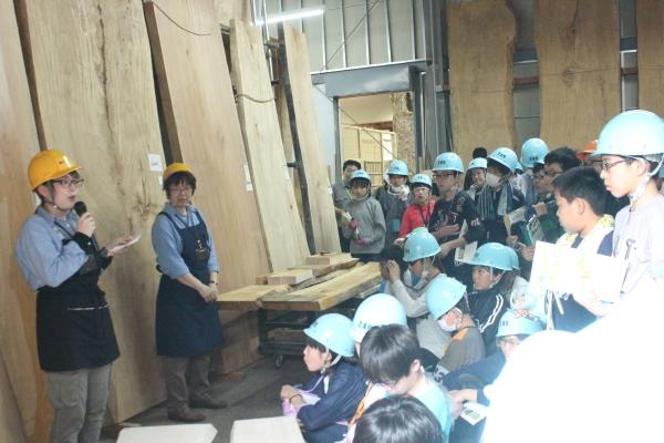 中学生の体験学習「Green School」を行いました。_f0227395_15313769.jpg