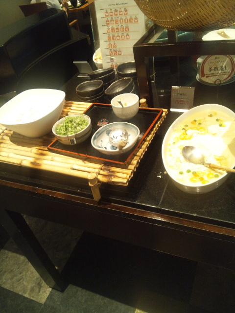 ホテルサンルート奈良 朝食ブッフェ_f0076001_23151238.jpg