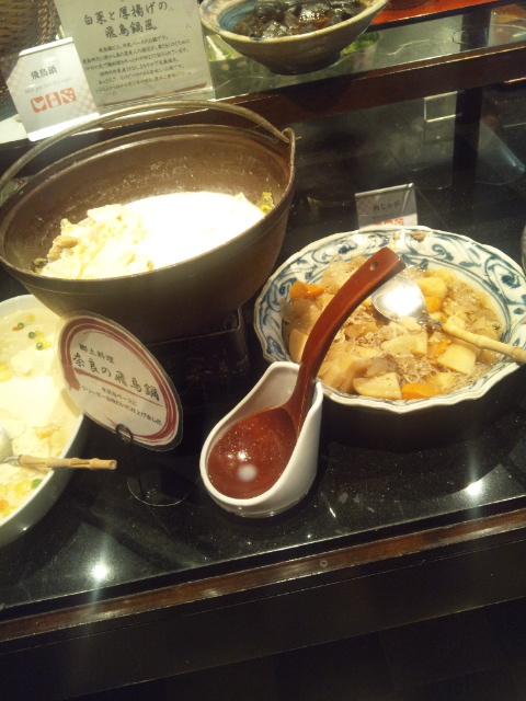 ホテルサンルート奈良 朝食ブッフェ_f0076001_2315441.jpg