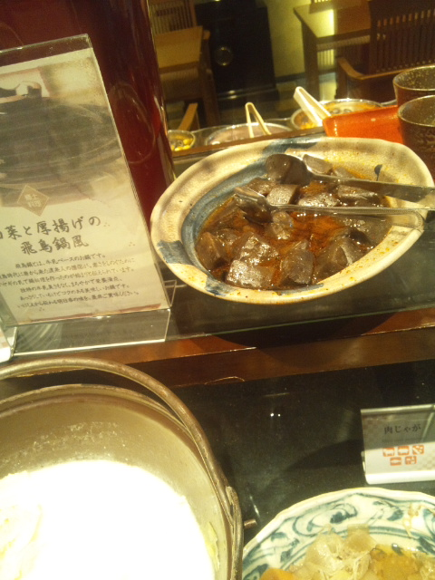 ホテルサンルート奈良 朝食ブッフェ_f0076001_23163817.jpg