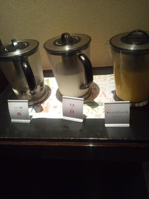 ホテルサンルート奈良 朝食ブッフェ_f0076001_23215368.jpg