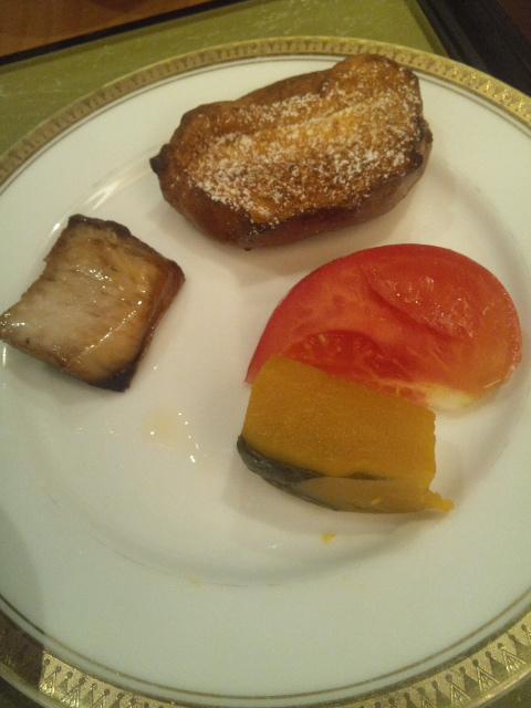 ホテルサンルート奈良 朝食ブッフェ_f0076001_2326611.jpg
