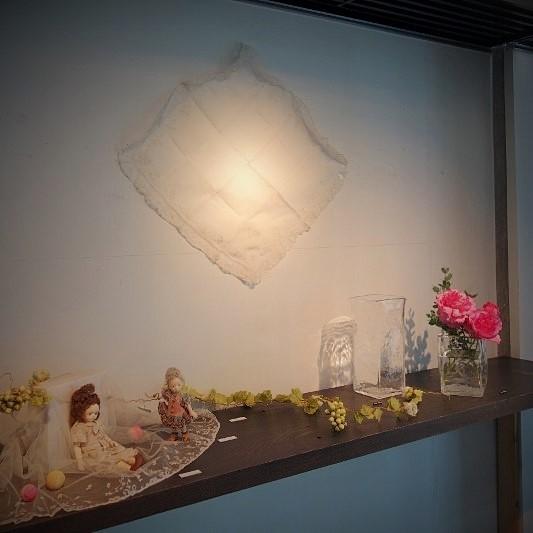 Antique Lace 細密な手仕事が織りなすレースの世界 展  始まりました♫_b0232919_16100044.jpg