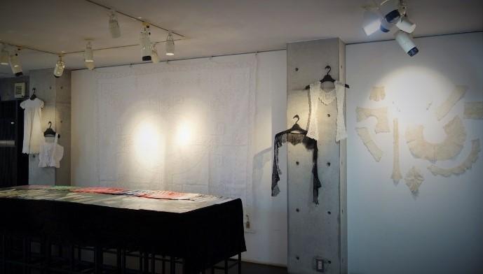 Antique Lace 細密な手仕事が織りなすレースの世界 展  始まりました♫_b0232919_16121935.jpg
