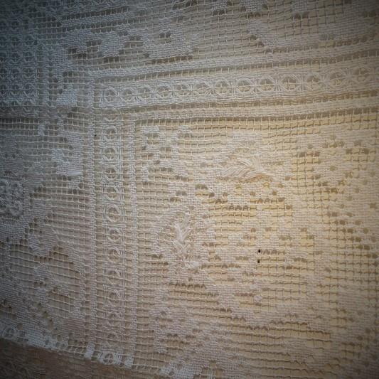Antique Lace 細密な手仕事が織りなすレースの世界 展  始まりました♫_b0232919_16145617.jpg