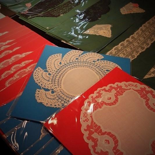 Antique Lace 細密な手仕事が織りなすレースの世界 展  始まりました♫_b0232919_16325525.jpg