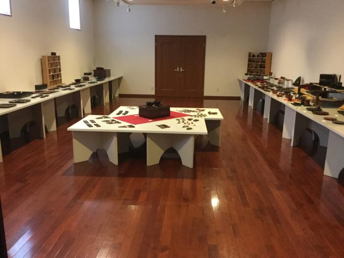 展示会の搬入_e0130334_04251592.jpg