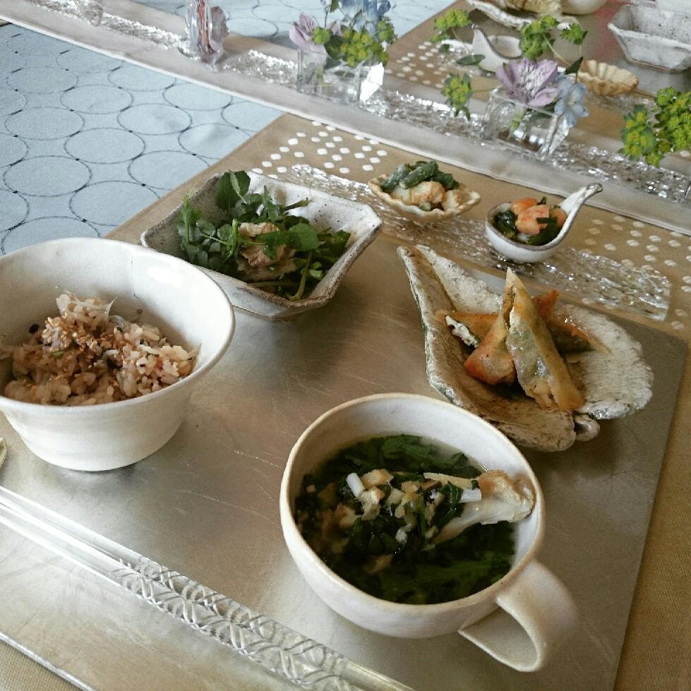 5月の料理教室が終了しました。_f0323446_04543321.jpg