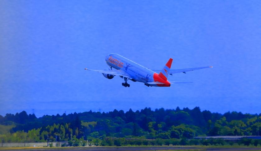 成田空港第一ターミナル展望デッキ_a0150260_21572484.jpg