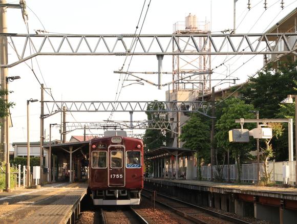 能勢電鉄 絹延橋駅にて撮り鉄_d0202264_2016215.jpg