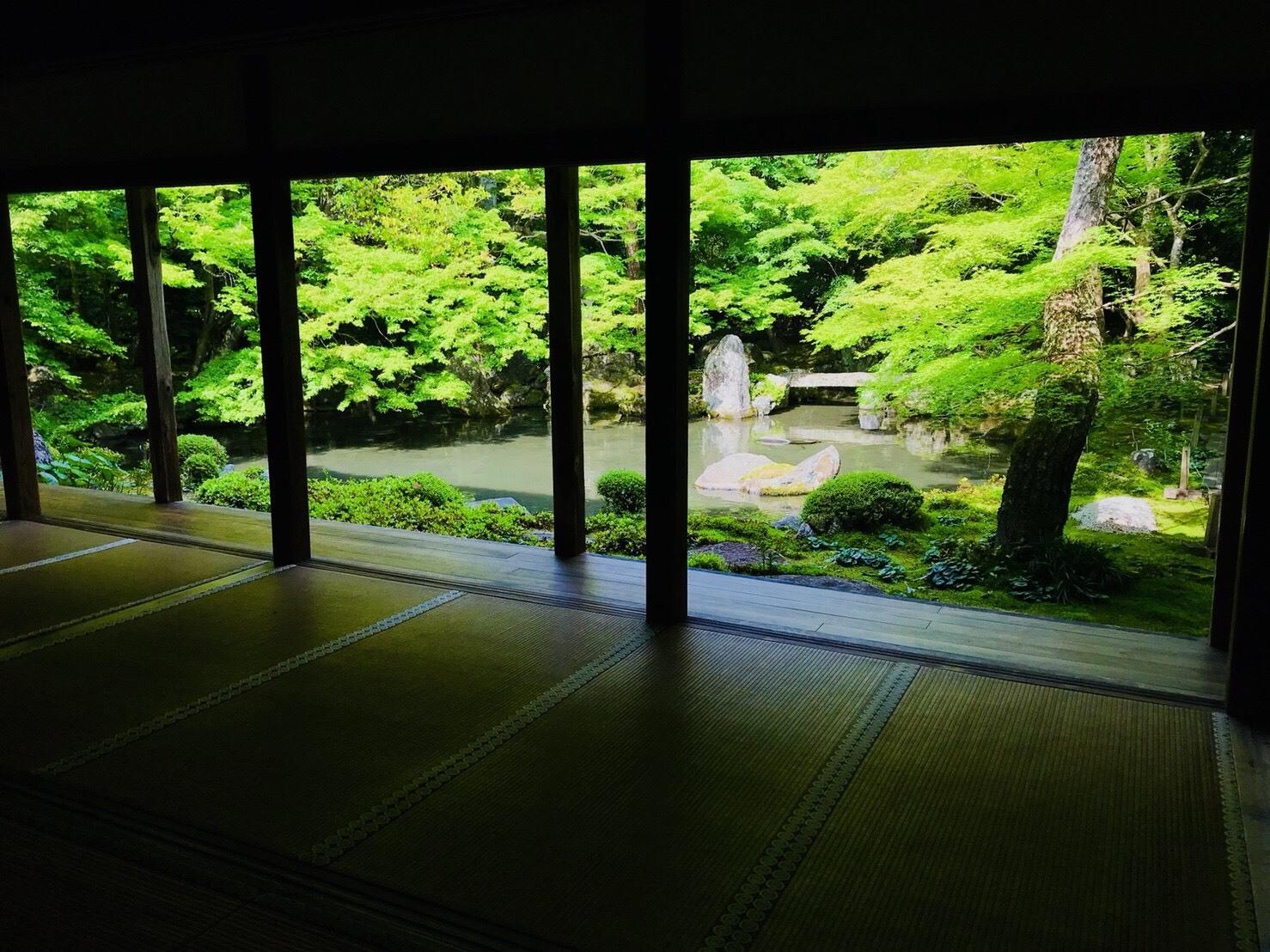 京都シリーズ  悟りの窓の『源光庵』_b0011584_20241086.jpg