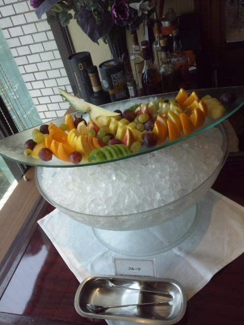 川崎日航ホテル 夜間飛行 チーズスイーツブッフェ_f0076001_2235280.jpg