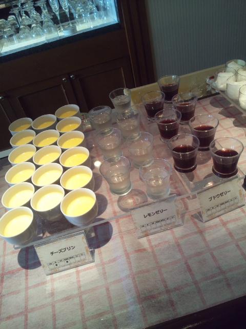 川崎日航ホテル 夜間飛行 チーズスイーツブッフェ_f0076001_227420.jpg