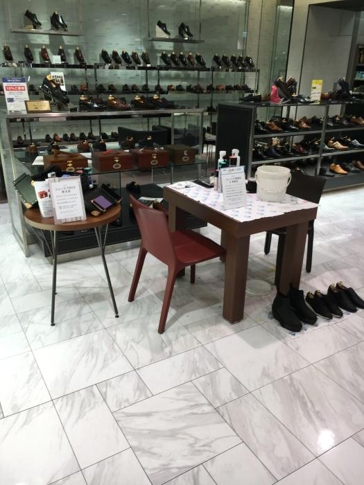 革靴水洗いの様子も見れます!!!_b0226322_10135775.jpg