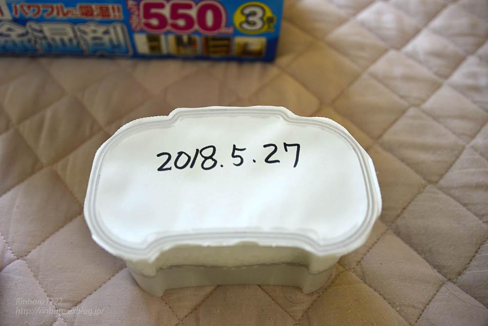 2018.5.27 風邪引きにつき、引きこもりDay_f0250322_18155848.jpg