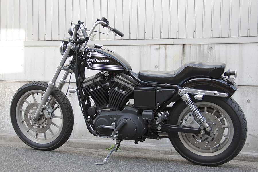 FOR SALE! HARLEY-DAVIDSON XL883R CUSTOM_e0182444_19491122.jpg