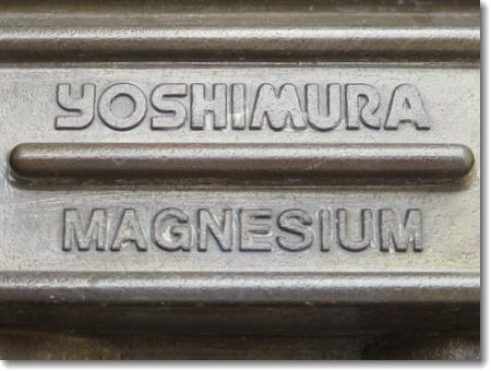 マグネシウムヘッドサイドカバーの塗装剥ぎ_c0147448_18185797.jpg