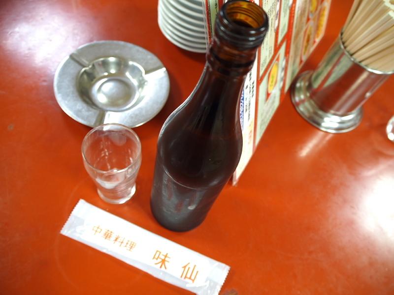 【これは矢場い!】味仙 矢場町の「ホルモンラーメンとニンニクチャーハン」_b0008655_11053480.jpg