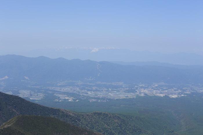 阿弥陀岳 南稜&中央稜 180527 シナノコザクラとホテイラン_e0338862_18432562.jpg