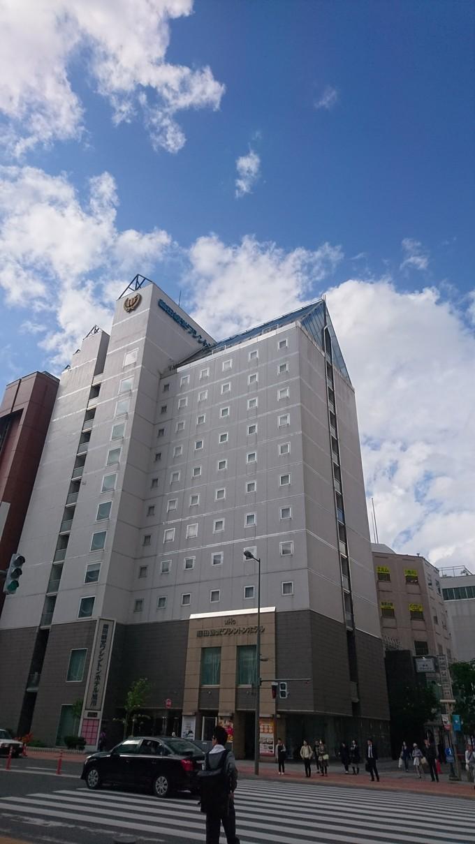 旭川藤田観光ワシントンホテル_b0106766_2250270.jpg