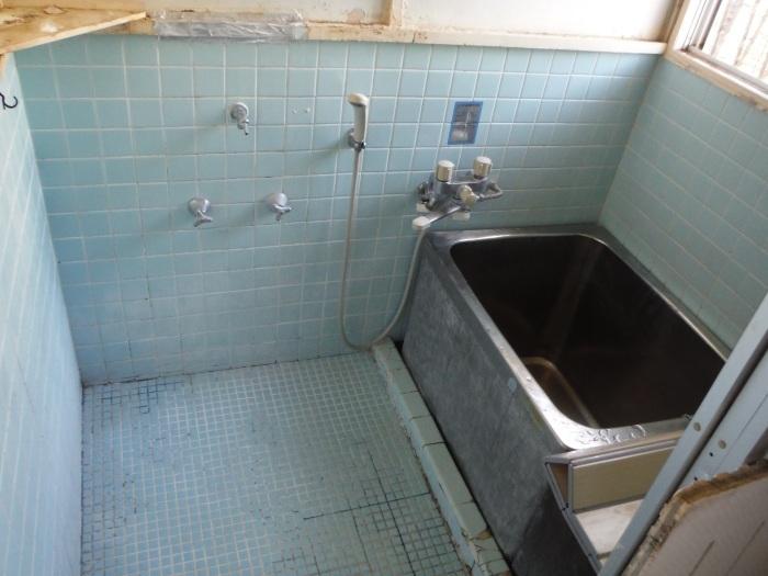 浴室リフォーム~ホームページ施工例を見て依頼しました。_d0165368_03514524.jpg