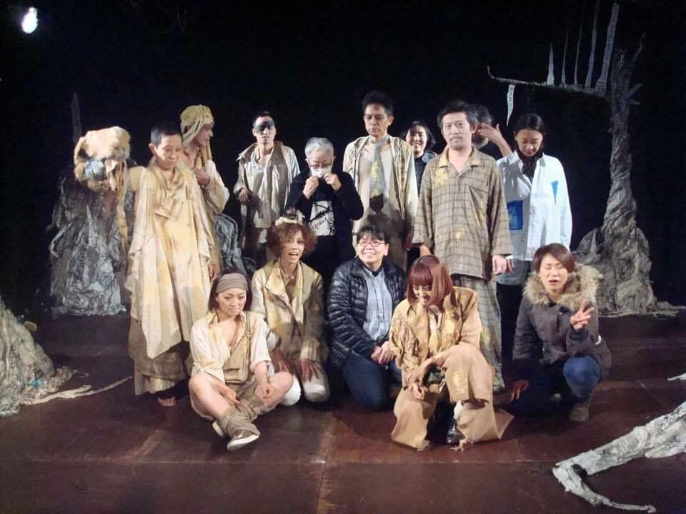 仮想定規 KASOJOGI 旗揚げ公演『序の章』CM Episode1_d0388376_22420666.jpg