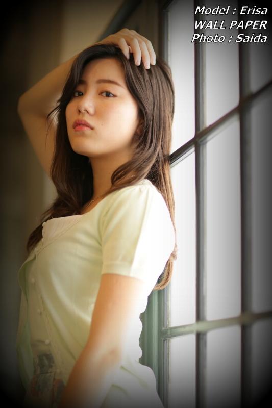エリサ ~JAMAL STUDIO EBISU(東京) / WALL PAPER_f0367980_23303152.jpg