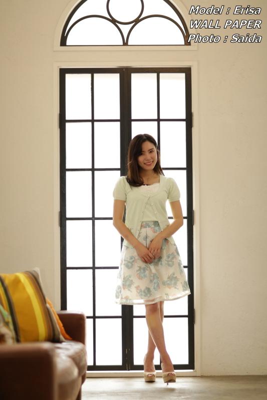 エリサ ~JAMAL STUDIO EBISU(東京) / WALL PAPER_f0367980_23311850.jpg