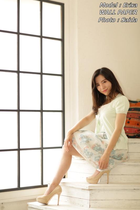 エリサ ~JAMAL STUDIO EBISU(東京) / WALL PAPER_f0367980_23314038.jpg
