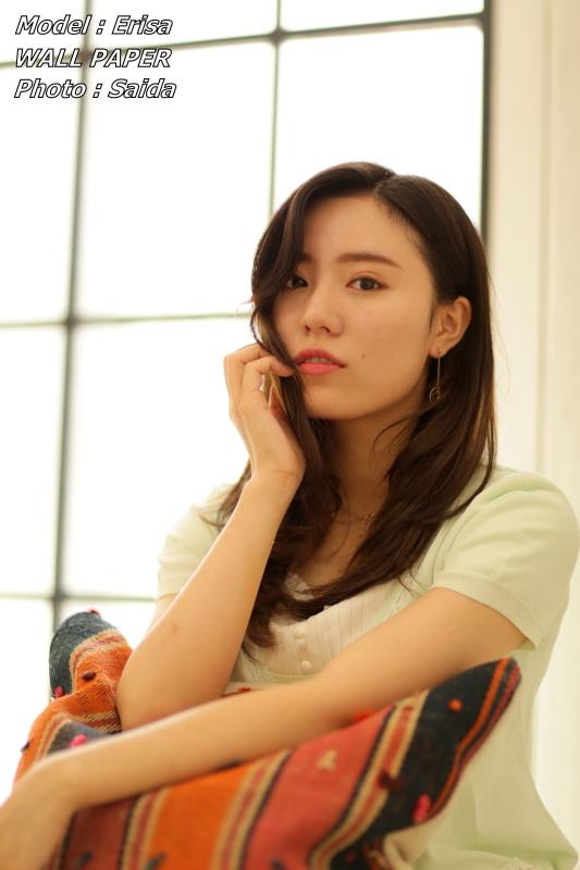 エリサ ~JAMAL STUDIO EBISU(東京) / WALL PAPER_f0367980_23320472.jpg