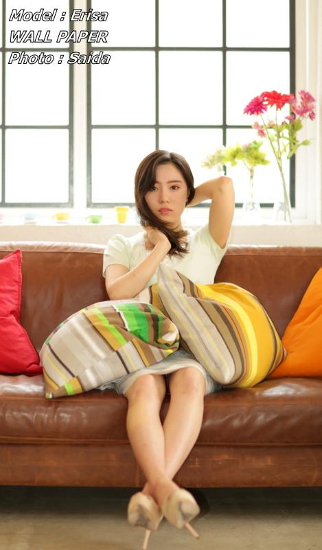 エリサ ~JAMAL STUDIO EBISU(東京) / WALL PAPER_f0367980_23322696.jpg