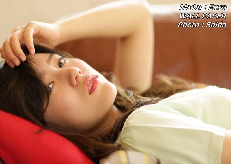 エリサ ~JAMAL STUDIO EBISU(東京) / WALL PAPER_f0367980_23384963.jpg