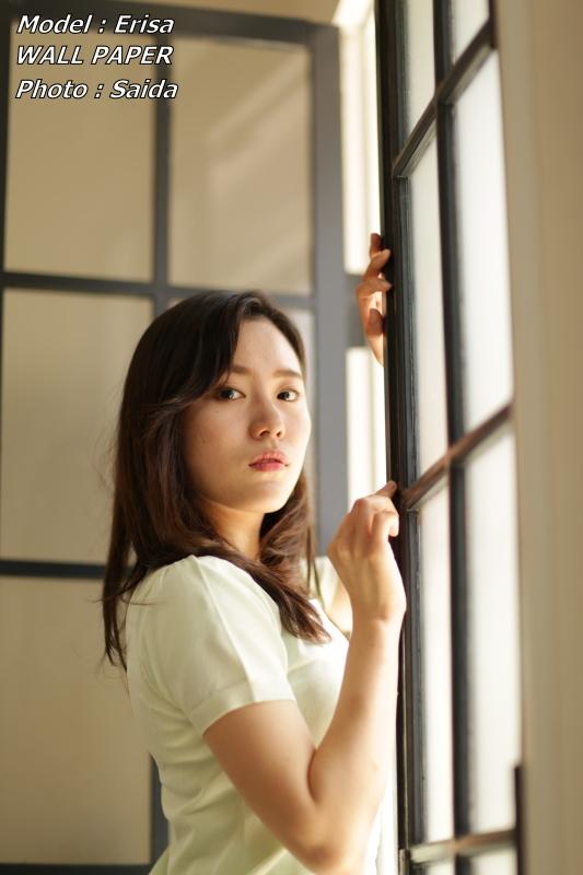 エリサ ~JAMAL STUDIO EBISU(東京) / WALL PAPER_f0367980_23394386.jpg