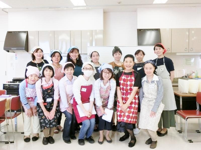 「まかない料理講習会」コープカルチャー宝塚_c0122889_08485211.jpg