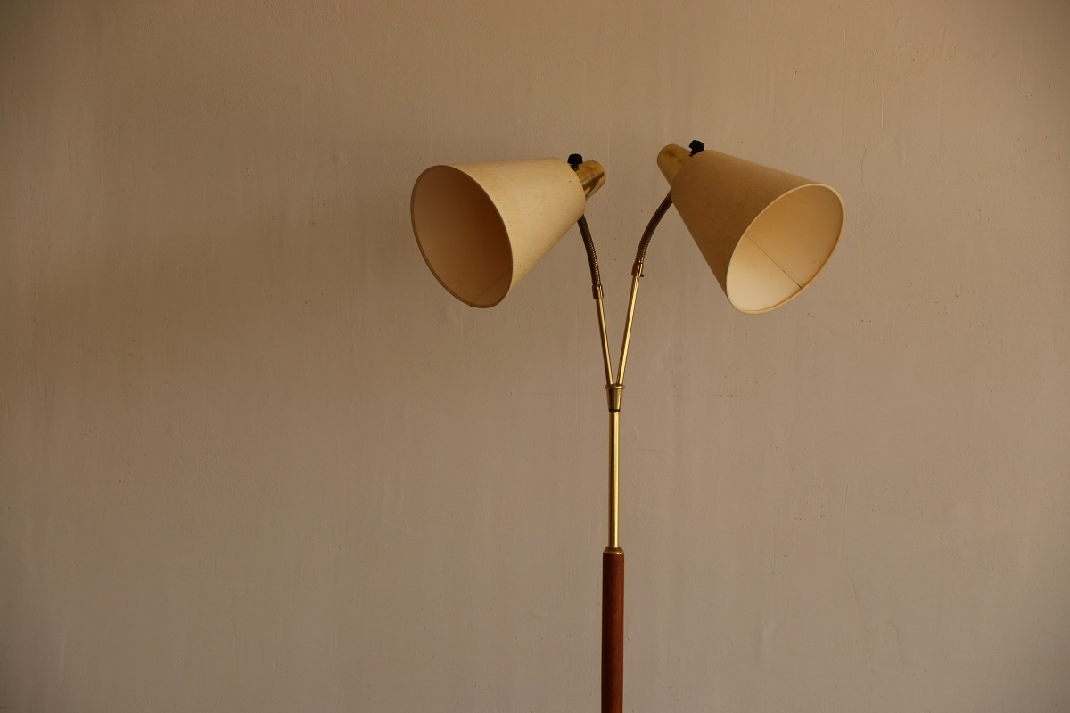 『S様邸へ Stand Lamp』_c0211307_22375974.jpg
