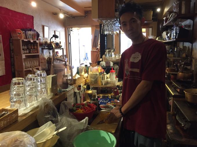 占いカフェin lipija(リピジャ) フェアトレードのお店イロトリドリ_c0180209_22414613.jpg