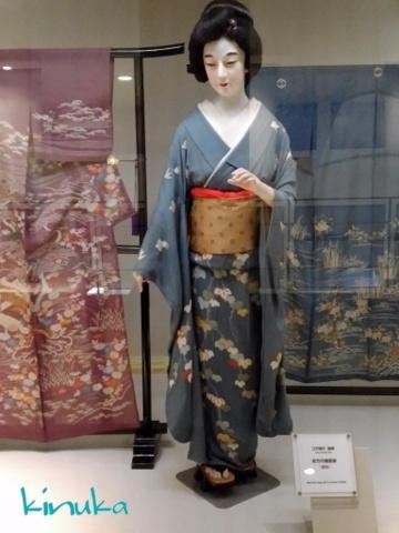 江戸の粋とデザイン ー小袖コレクションからー:シルク博物館_f0205317_05415389.jpg