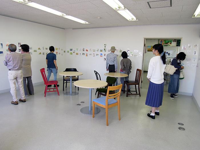 絵手紙展2018お礼_b0212226_22115007.jpg