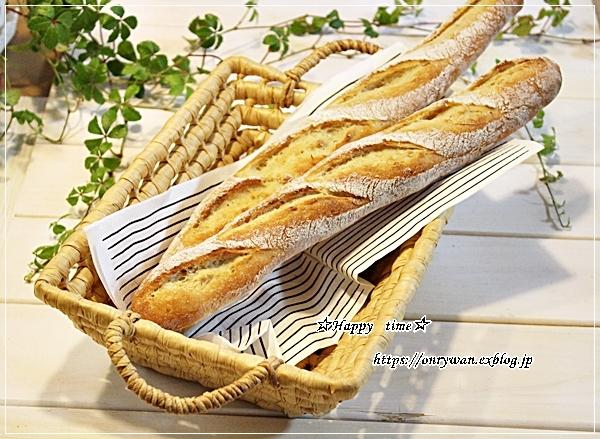 ロールパンサンド弁当とおうちごはんとバラ・アイスバーグ♪_f0348032_18245923.jpg