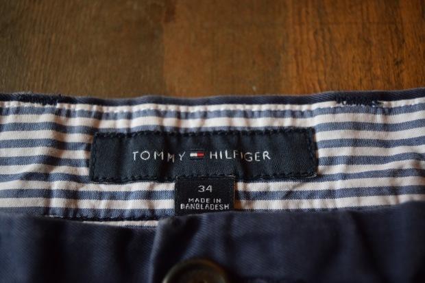 "\""TOMMY HILFIGER\"" カラーショーツ!!_c0355834_17492695.jpg"