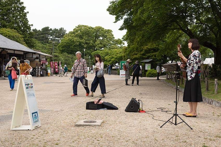 名古屋城での演奏、ありがとうございました!_f0373339_10555651.jpg