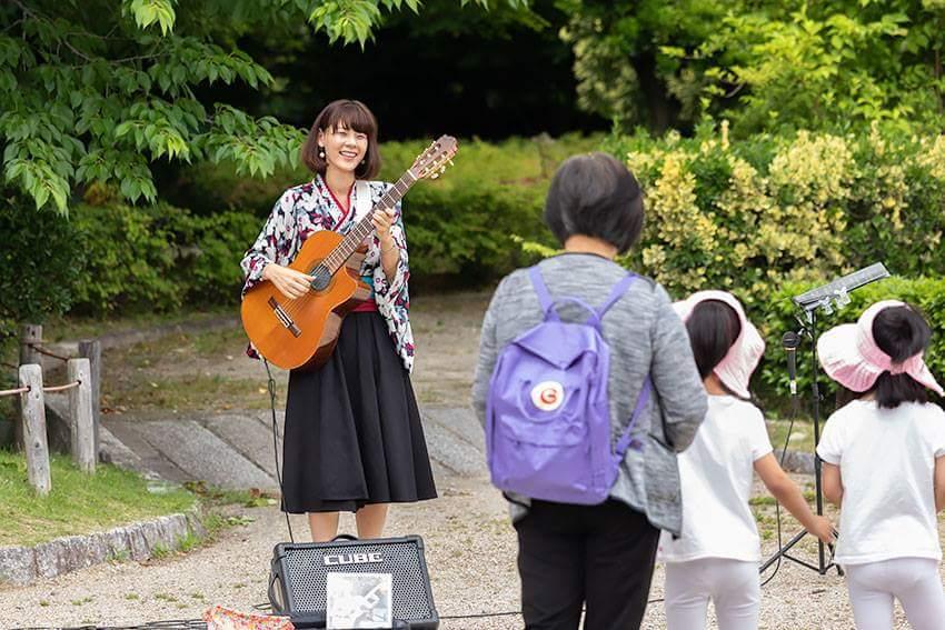 名古屋城での演奏、ありがとうございました!_f0373339_10555665.jpg