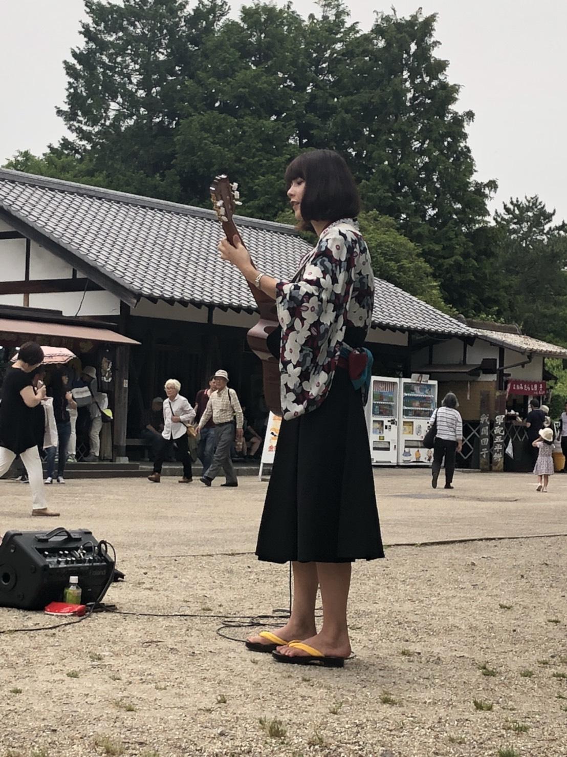 名古屋城での演奏、ありがとうございました!_f0373339_10555674.jpg