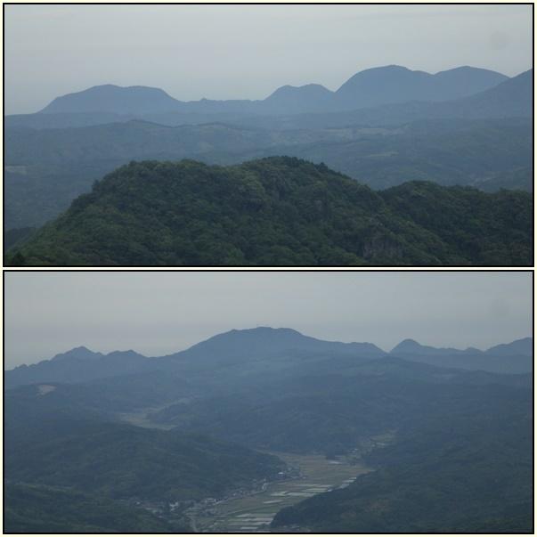 田原山へ・・・イワギリソウ・マメヅタラン_e0164643_10535707.jpg